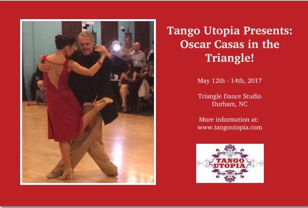 Oscar Casas postcard